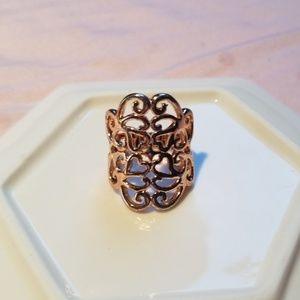 Rosegold Ring